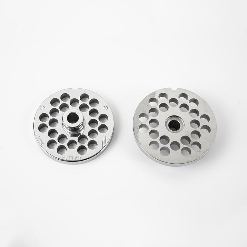 Meat Grinder Crusher Mincer Plate Disc Grinder 5/7mm Hole