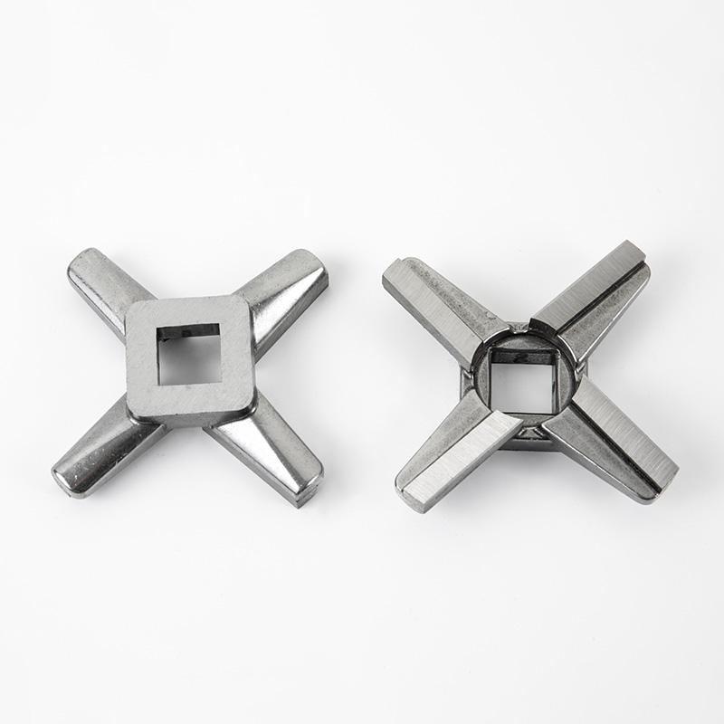 duplex stainless steel blade