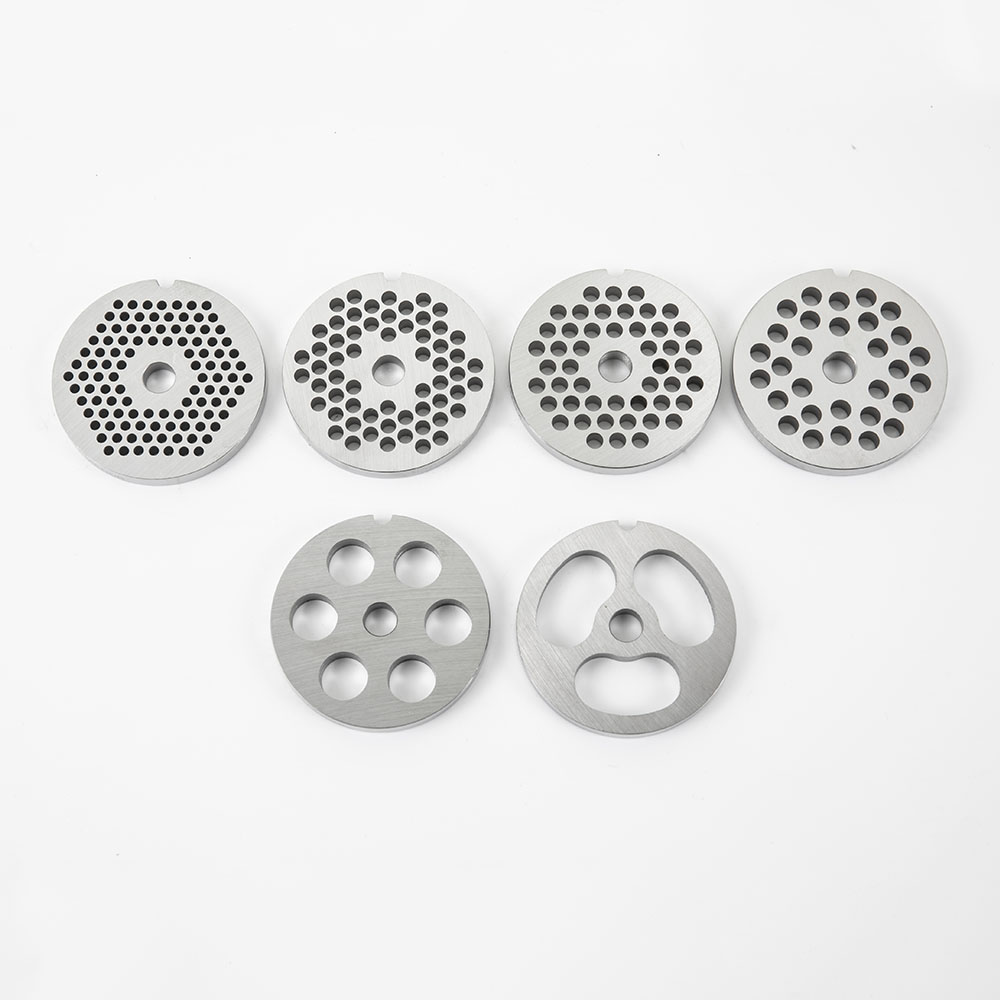Stainless Steel Round blade meat grinder parts