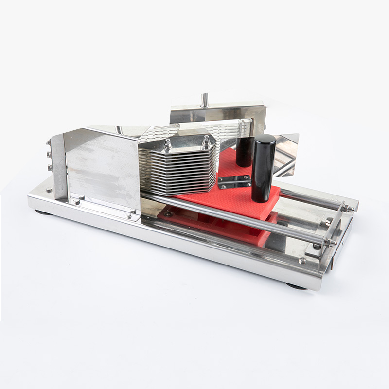 stainless steel tomato slicer